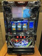 Eureka Seven AO Pachislot Pachinko Slot Machine Coin-free machine Home use only