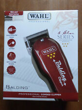 Wahl Balding Hair Clippers Professional - 5 Star Series - '2 Grades' - BNIB New