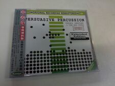 ENOCH LIGHT Persuasive Percussion Vol.2+4 SEALED new CD not LP Terry Snyder obi