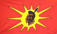 Oka Crisis Flag 3x5 ft Mohawk Indian Tribe Canada Native American Protest Banner