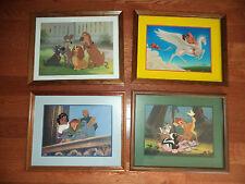 "Disney Exclusive Hercules Commemorative Lithograph 11"" X 14"" W/ Mat & Envelope"