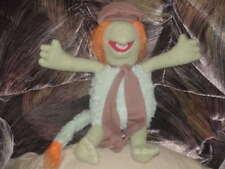 "13"" Fraggle Rock Boober Plush Doll Tomy 1983 Henson"