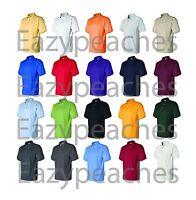 Hanes ComfortSoft Cotton Blend Pique Polo Sport Shirt 055 Men's Size S-6XL Golf