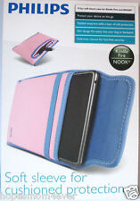 NIP Philips Soft Sleeve Case For KINDLE FIRE & NOOK * Pink  * Free Shipping