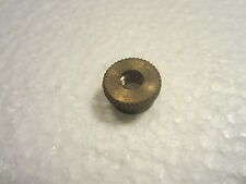 Vintage spark plug brass terminal Durant Essex Graham Hudson Marman Nash Pierce