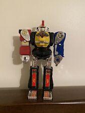 "Vintage Power Rangers Deluxe Ninja Megazord 1995 Mighty Morphin Bandai Figure 8"""