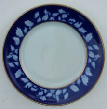 """HAVILAND LIMOGES  """" ST. AMOUR """" Bread & Butter Plate FRANCE Blue & White China"""