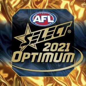 2021 AFL Optimum - Optimum Plus - PICK YOUR PLAYER(S)