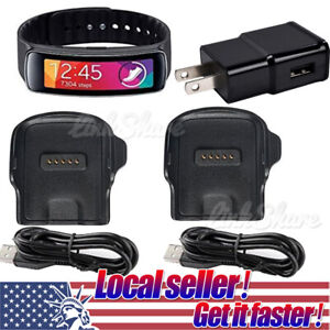 Charging Cradle Charger Dock For Samsung Gear Fit  Smart Watch SM-R350 xi