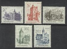 NVPH 568-572 Zomer 1951 postfris (MNH)