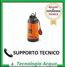 ELETTROPOMPA PEDROLLO POMPA SOMMERGIBILE MULTIGIRANTI TOP MULTI 3 V220 HP 0.75