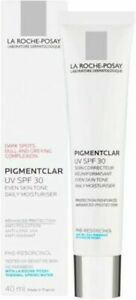 La Roche Posay Pigmentclar UV Spf 30 Even Skin Tone Daily Moisturiser 40ml