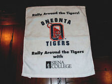 Oneonta Tigers Rally Towel Defunct MiLB NY Penn League Detroit Minor Baseball