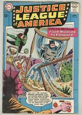 Justice League of America #26 March 1964 G/Vg