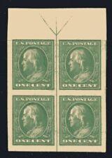 Sellos de Estados Unidos de 4 sellos