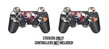 Naruto Anime Sakura Skin Sticker Decal Protector PS3 Controllers