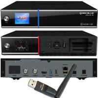 ►GigaBlue UHD UE 4K 2xDVB-S2 FBC Twin Tuner CI LAN PVR E2 + WLAN + 2TB HDD NEU ✅
