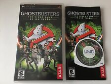 Ghostbusters: The Video Game for Sony PSP, 2009 Game Complete