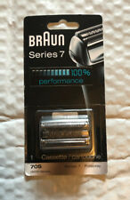Genuine Braun 70S Cassette for Series 7 Shaver NEW Sealed Head Foil Replacement
