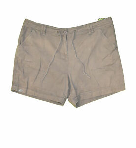 George Size 18 Chino Shorts   - Brown