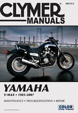 1985-2007 Yamaha VMax VMX1200 VMX12 Repair Manual 2002 2003 2004 2005 2006 M3752