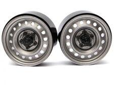 Boom 1.9 Badass Classic 16-Hole Steelie Beadlock Wheels Gun Metal BRW780909RGM