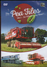 FARMING HARVEST TRACTOR DVD: THE PEA FILES 2 - Six Wheels on my Viner