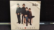 THE BEATLES REAL LOVE/BABY'S IN BLACK APPLE RECORDS 1750 45 RPM
