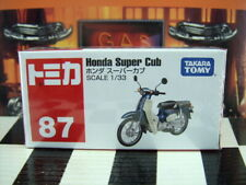 TOMICA #87 HONDA SUPER CUB 1/33 SCALE NEW IN BOX