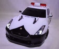 1:10 Tamiya TT01 Nissan GTR35,voll getuntes Drift-Modell RTR, Vitrinen-Modell