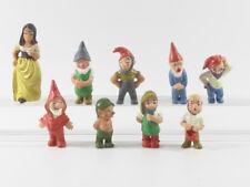 Schneewittchen und die 7 Zwerge == Walt Disney 9 x Figuren Spielfiguren Schleich