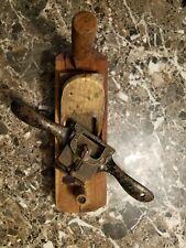 New ListingVintage & handcrafted wood working planes tools