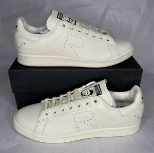 NEW Adidas Raf Simons Stan Smith Cream White Men's Size 11 (F34256) RARE