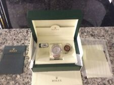 !!!!! ROLEX YACHTMASTER 16622 PLATINUM , FULL SIZE MENS , YEAR 2012 !!!!!