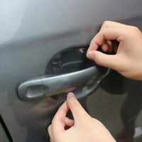 4x Invisible Car Door Handle Films Protective Anti-Scratch Protector Accessories