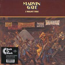 MARVIN GAYE i want you Neuf Scellé 180 G VINYL LP Réédition & MP3 En Stock