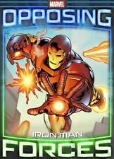 Topps Marvel Collect Iron Man vs. Mandarin Opposing Forces [DIGITAL TILT CARD]
