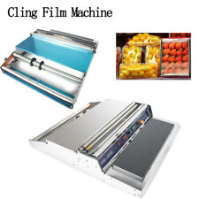 Film Wrapper Machine Hand Wrapping Manual Packaging Tray For Food Packaging