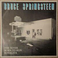 Bruce Springsteen - The River original 1981 12 inch vinyl single