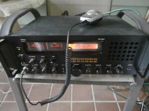 Galaxy DX 2527 CB Base station w/ original box, powers ON!