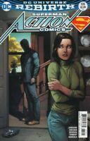 ACTION COMICS #974 DC COMICS  COVER B 1ST PRINT SUPERMAN