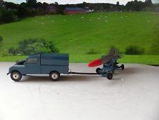 Corgi Toys Gift Set 3 RAF Land Rover with Thunderbird Missile in original box
