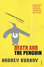 Death And The Penguin (Panther) Paperback Book 2002 Andrey Kurkov