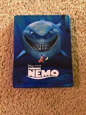Finding Nemo (2003) - Best Buy Exclusive Blu-Ray Steelbook w/Discs