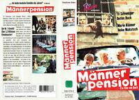 (VHS) Männerpension - Til Schweiger, Detlev Buck, Marie Bäumer, Heike Makatsch