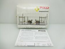 Piko 60016 N 1:160 Kit Substation 184 x 62 x 72 mm Aged in Original Packaging