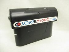 Mega Drive SONIC and KNUCKLES Cartridge Only Sega Japan Game mdc