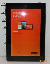 "Amazon Kindle Fire HD7 Model SQ46CW 7"" Tablet 4th Gen"