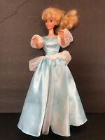 Vintage Barbie Disney's Cinderella  Doll - Mattel  1966  Twist and Turns Waist