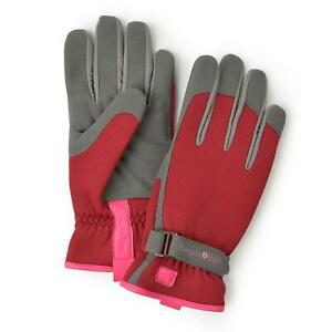Burgon & Ball Everyday Love The Glove Garden Gloves - Berry - Small/Medium